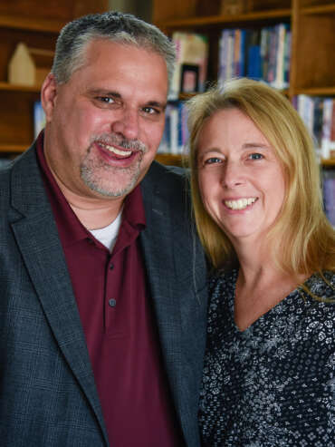 Tim & Tracy Ramsour