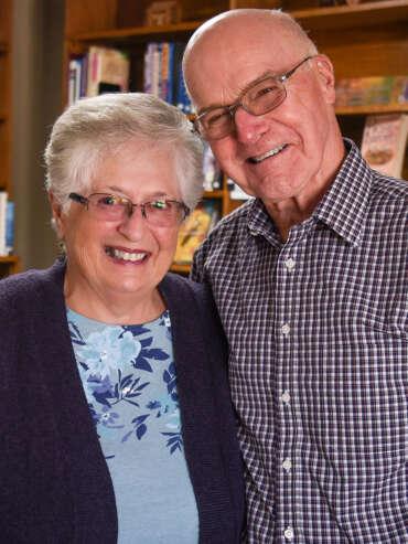 Harold & Ruthann Surface