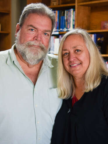 Kevin & Nita Webb